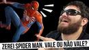 Spider-Man Ps4 - VALE OU NÃO A PENA JOGAR?