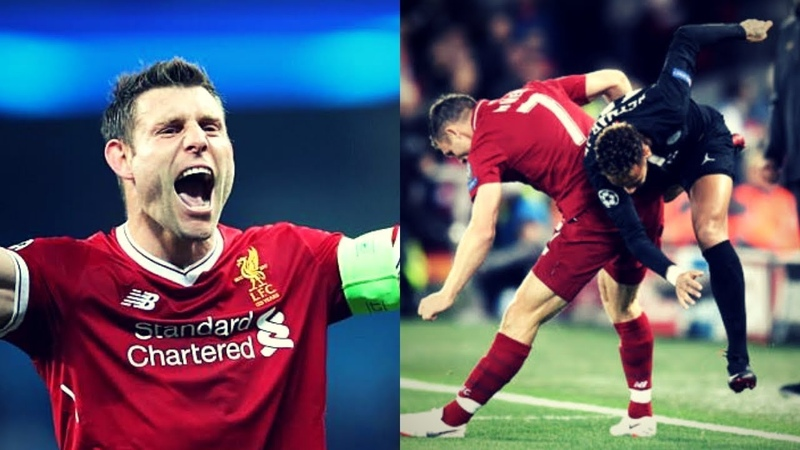 James Milner The Most Underrated Player 2018 2019