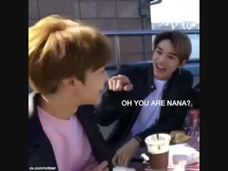 lucas not knowing nct's names