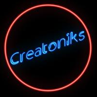 Логотип Creatoniks