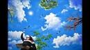 Vẽ trần mây 3d, video tóm tắt trong K.học vẽ tranh tường, do T.tâm Mỹ Thuật Việt T.chức: 0969033288