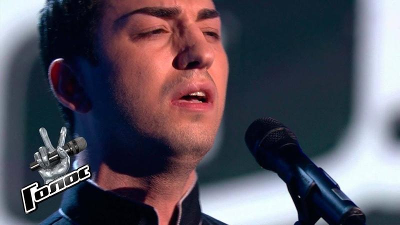 Леван Кбилашвили Грузинская народная песня Слепые прослушивания Голос Сезон 7