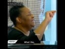 I love this woman cuz everything she said is 100 true. people feel something when you sing.mp4