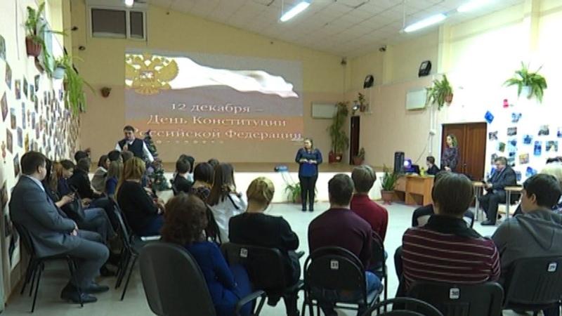 Андрей Гаранин разговор с молодёжью 12