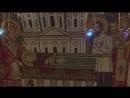 Зарисовка мозаики Успенского храма