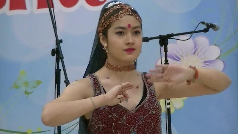 Татьяна Тихонова Индийский танец Катхак