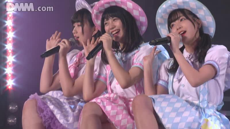 SKE48 Team KII 6th Stage Saishuu Bell ga Naru День рождения Учиямы Микото 2018 11 15 часть 1