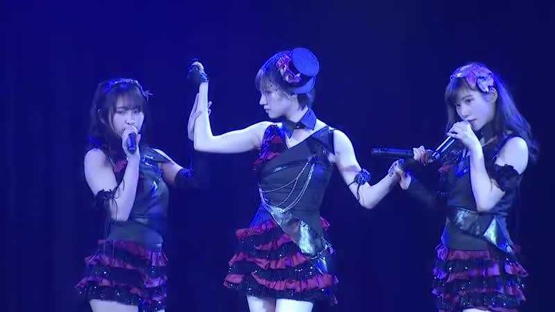 Kuroi Tenshi (Ota Yuuri 180405 NMB48 Stage BII4 Renai Kinshi Jourei)