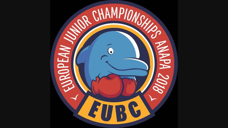 EUBC Junior European Boxing Championships ANAPA 2018 - Finals - 16102018 @ 1600