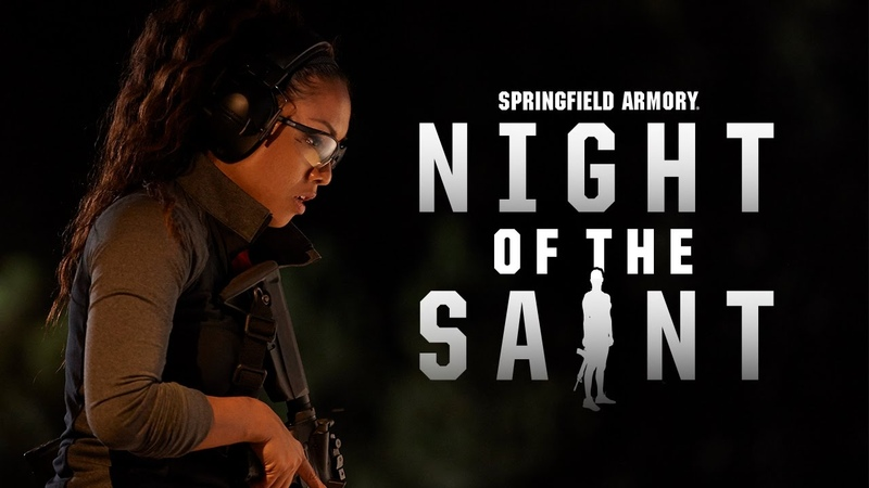 Night of the SAINT   Official Trailer - Springfield Armory
