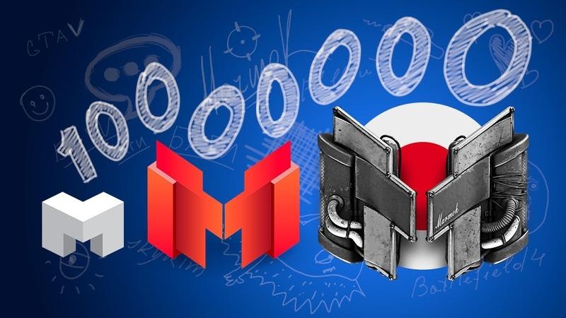 10.000.000 Пятница глазами Мармока