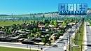 Cities skylines От пустыни до мегаполиса ч1 cities skylines tutorial градостроительный симулятор