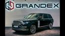 MY 2019 Range Rover 3 0 TDV6 LWB Black Tan interior