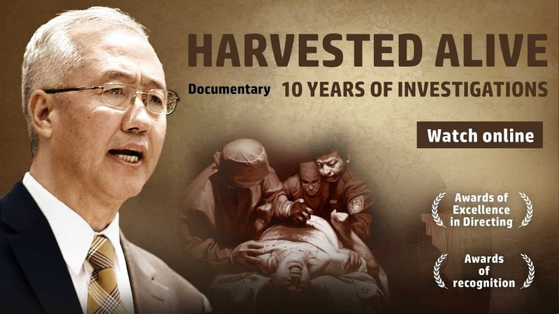 Harvested alive -10 year's investigation