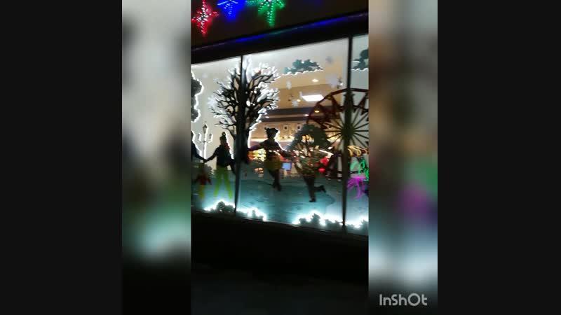 Львовские витрины.