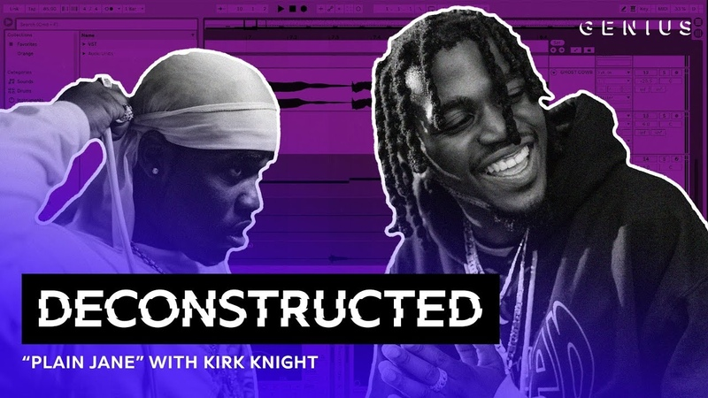 """The Making Of A$AP Ferg's """"Plain Jane"""" With Kirk Knight   Deconstructed"""