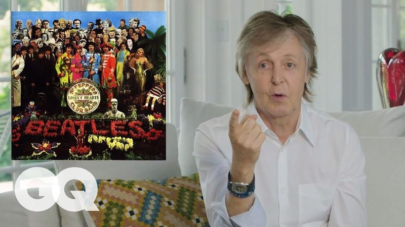 Paul McCartney Breaks Down His Most Iconic Songs   GQ