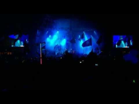The Prodigy- breathe (dubstep remix) (live @ glastonbury 2009)