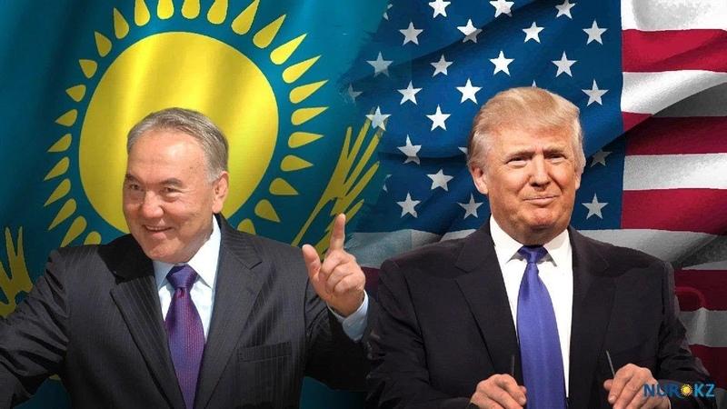 США и Казахстан — одно и то же, это одна и та же территория.
