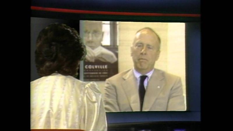 1983 Barbara Frum interview with Alex Colville