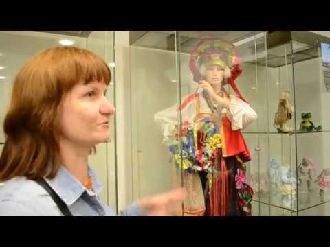 Карелина Татьяна интервью с выстави Москва сто лет назад 2014 год