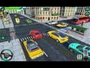 Sports car texi Driver 2019 Android Game