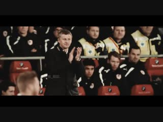 Ole Gunnar Solskjaer - Welcome to the Fire by @aditya_reds