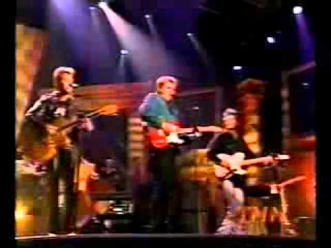 Brian Setzer, Marty Stuart Ricky Skaggs - Rock This Town