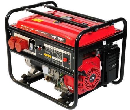 Узнайте, что такое бензиновый генератор!