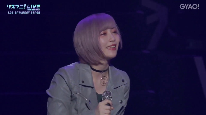 ReoNa「forget me not」Live