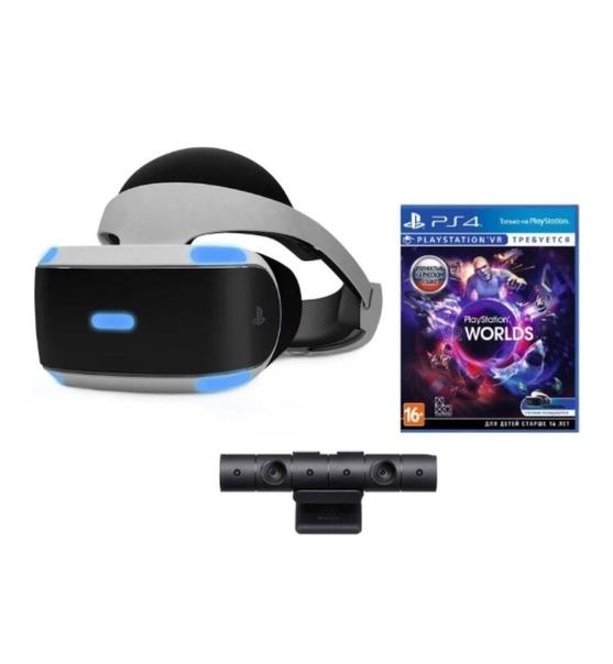 PlayStation VR(полный комплект)