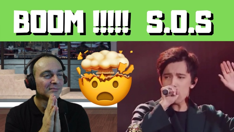 The AMAZING Dimash 'SOS' Димаш Құдайберген First Episode Ep1 Singer 2017 Israeli Reaction 迪玛希