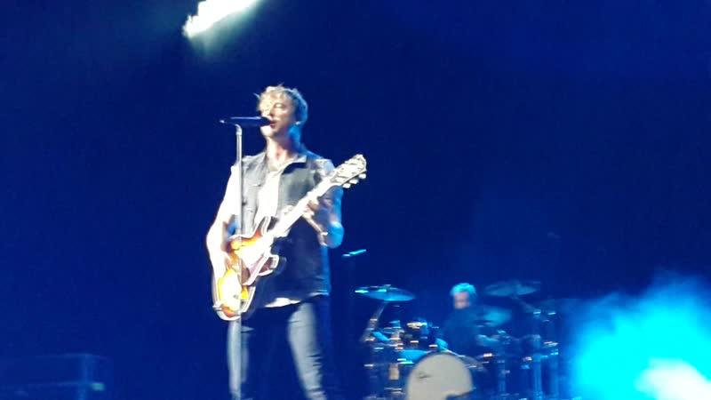 Sunrise Avenue - Lifesaver [09.11.18. Moscow. Adrenaline Stadium. Live]
