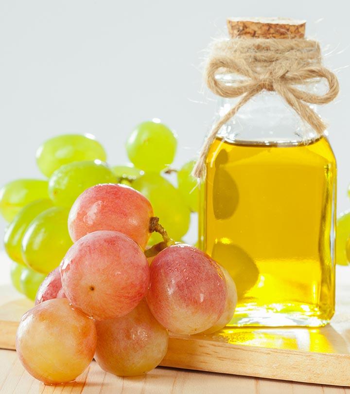 вредное масло из виноградных косточек содержит гексан.