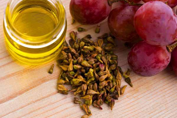Вредный гексан в масле из виноградных косточек
