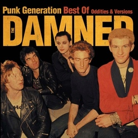 The Damned альбом Punk Generation - Best of Oddities & Versions