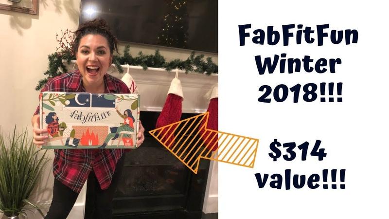 FabFitFun Unboxing Winter 2018 | NOT SPONSORED