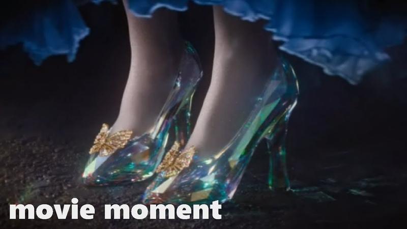 Золушка - Хрустальные туфли