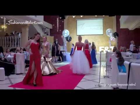Fashion Talent Показ корсетных платьев Юлии Куппар