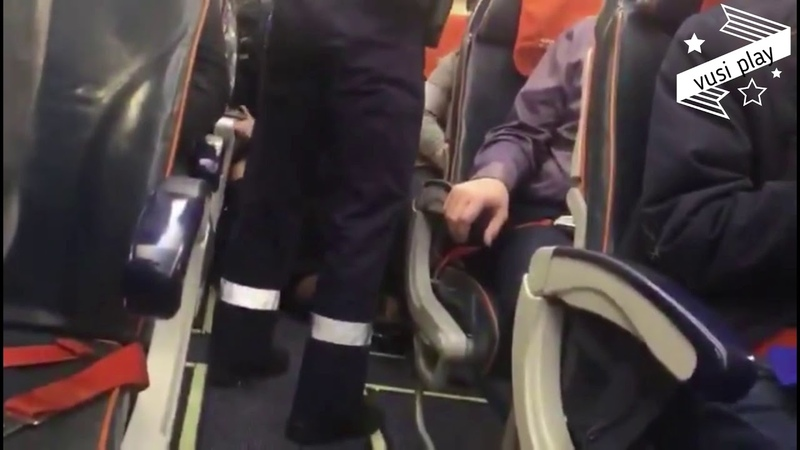 В ходе штурма задержан пассажир, захвативший самолет Сургут Москва
