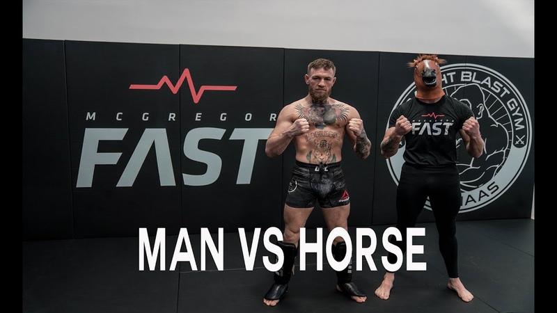 Man vs Horse McGregor FAST