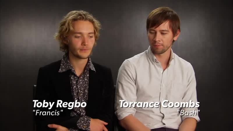 Reign Toby Torrance Interview 2013