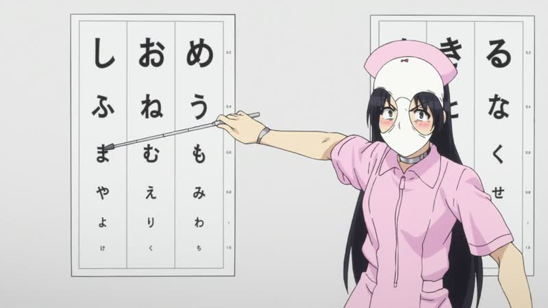 Shimoneta to Iu Gainen ga Sonzai Shinai Taikutsu na Sekai Пиз (2 серия) [момент]