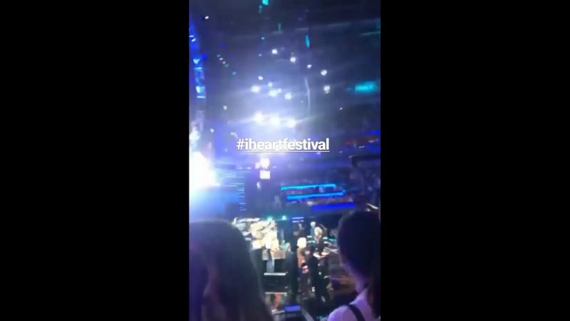 Taylor Lautner on iHeart Radio Music Festival 2018 2