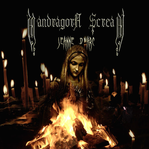 Mandragora Scream альбом Jeanne D'arc