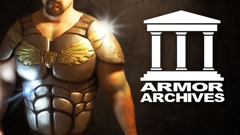 Superhero Armor Tutorial - Armor Archives