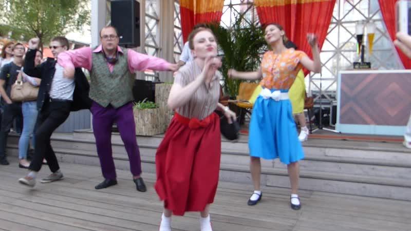 Bukreev Буги вуги Джайв Стиляги Молодежные развлечения 1950 1960 х годов Модные наряды эпохи Оттепели Танцы Твер