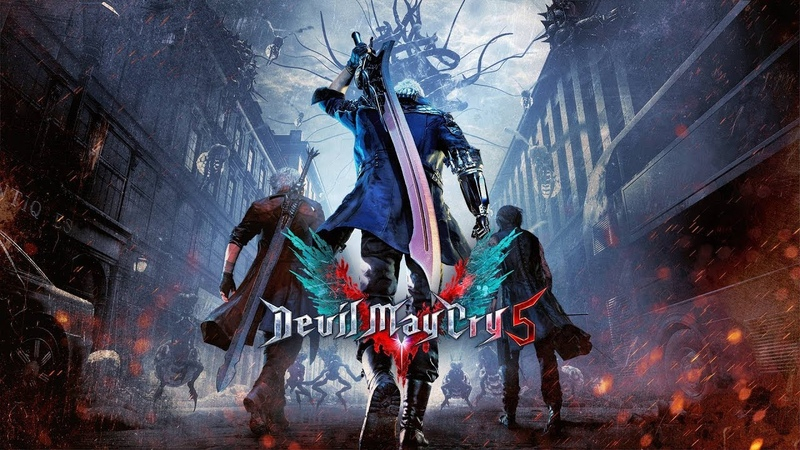 Devil May Cry 5 — Русский трейлер .