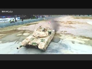 Norinco Group - China Armoured Vehicles Demonstration @ China Zhuhai Airshow 2018