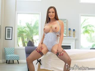 Diamond Foxxx [PornMir, ПОРНО, new Porn, HD 1080, Big Tits, MILF, Straight, Anal, Facial, Toys]